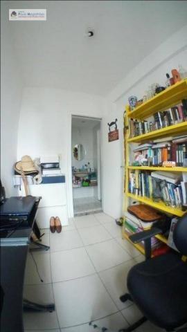 Apartamento com 3 dormitórios à venda, 70 m² - Graça - Salvador/BA - Foto 11