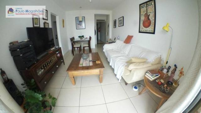 Apartamento com 3 dormitórios à venda, 70 m² - Graça - Salvador/BA - Foto 5