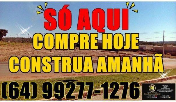 Compre seu Lote Parcelado Aqui com Os Melhores Preços Caldas Novas Goiás