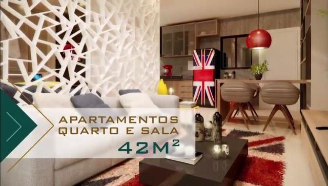 Investir Com Segurança e Rentabilidade Garantida, 1/4 Sala Próximo ao Palato PV e ao Mar - Foto 5