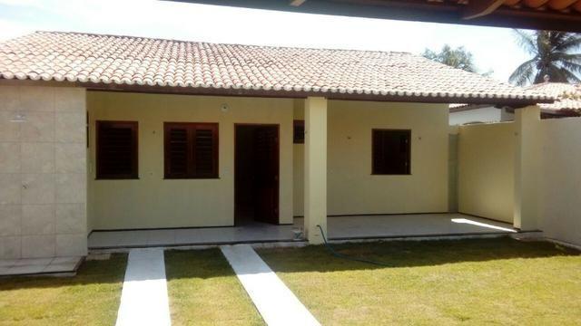 Casa amplo deck piscina 3 suites centro paracuru - Foto 6