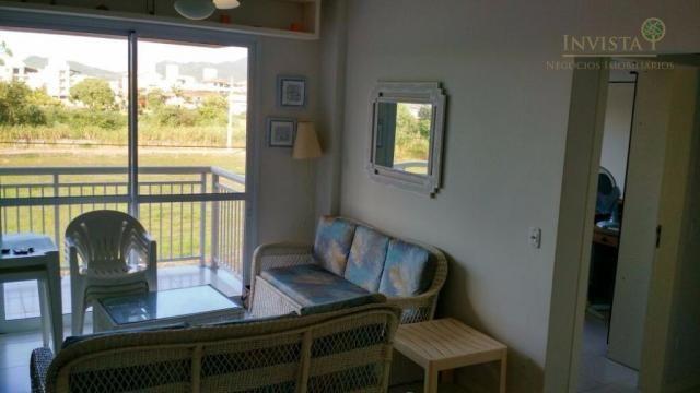 Vista com área verde churrasqueira, 50 metros da praia - Foto 4