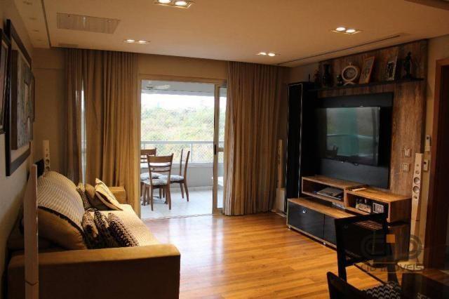 Apartamento com 4 dormitórios à venda, 141 m² por r$ 750.000 - jardim aclimação - cuiabá/m - Foto 4