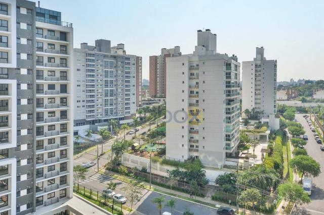 Apartamento 100% mobiliado no FWD, próximo a PUCRS - Foto 12