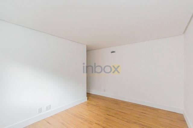 Lindo apartamento 3 suítes semi mobiliado com 116m privativos - Foto 18