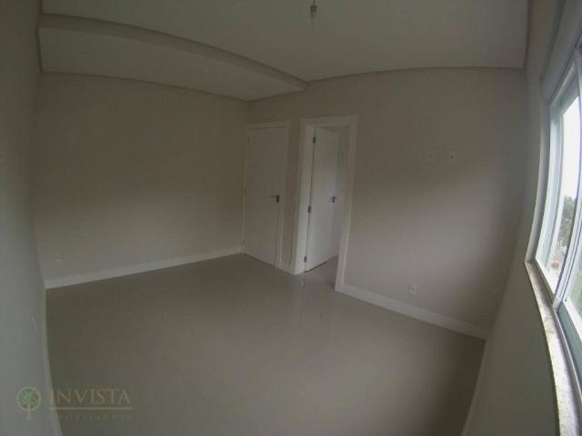 Apartamento novo 3 dormit 3 suítes sacada com churrasqueira - Foto 12