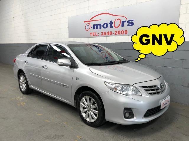 Toyota Corolla Altis Automatico Completo Gnv