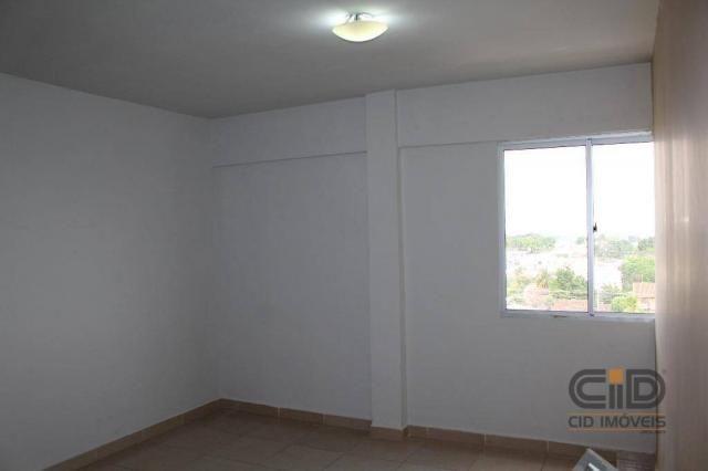 Apartamento duplex com 3 dormitórios para alugar, 108 m² por r$ 1.800/mês - goiabeiras - c - Foto 16