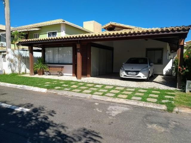 Casa Térrea 3/4 + Home, no Condomínio Veredas Piatã - Foto 2