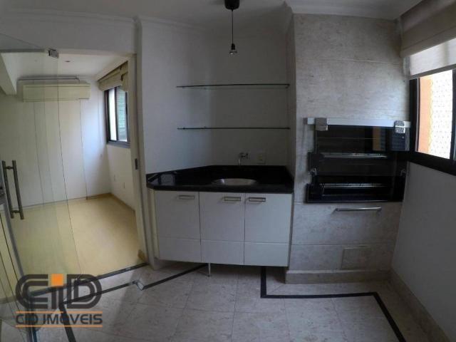 Apartamento para alugar, 260 m² por r$ 3.000,00/mês - duque de caxias i - cuiabá/mt - Foto 11