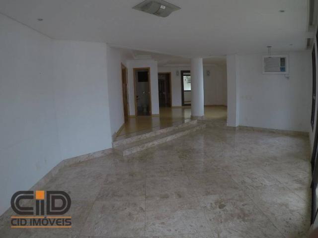 Apartamento para alugar, 260 m² por r$ 3.000,00/mês - duque de caxias i - cuiabá/mt - Foto 3