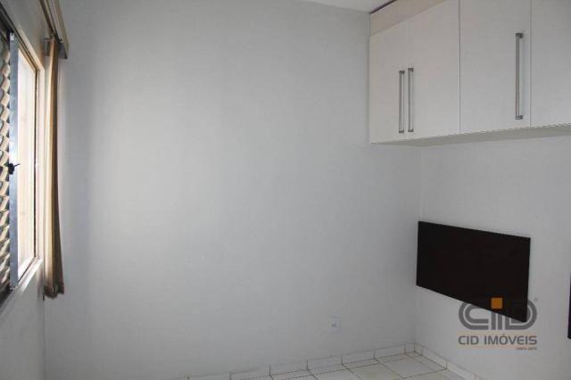 Sobrado com 3 dormitórios para alugar, 100 m² por r$ 1.400,00/mês - jardim kennedy - cuiab - Foto 8