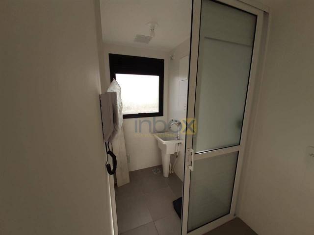 Ótimo apartamento de 1 dormitório para alugar, 42 m² por R$ 1.800/mês - Central Parque - P - Foto 5