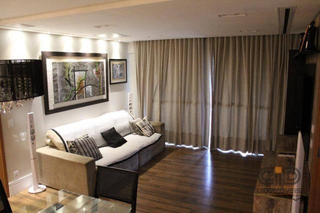 Apartamento com 4 dormitórios à venda, 141 m² por r$ 750.000 - jardim aclimação - cuiabá/m - Foto 10