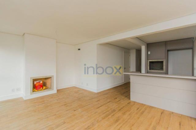 Lindo apartamento 3 suítes semi mobiliado com 116m privativos - Foto 5