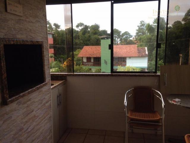 Apartamento residencial à venda, cachoeira do bom jesus, florianópolis. - Foto 5
