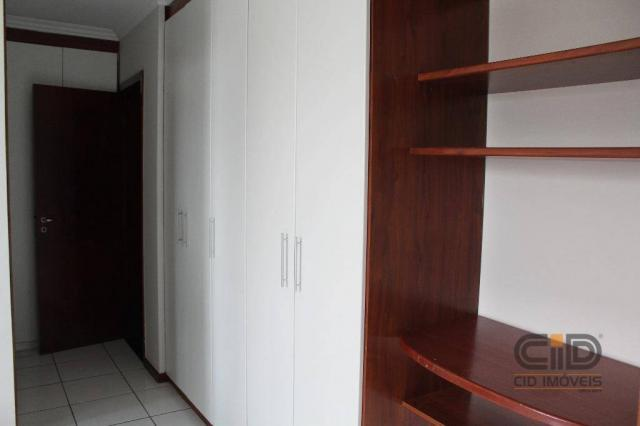 Apartamento com 3 dormitórios para alugar, 223 m² por r$ 3.500,00/mês - bosque da saúde -  - Foto 15