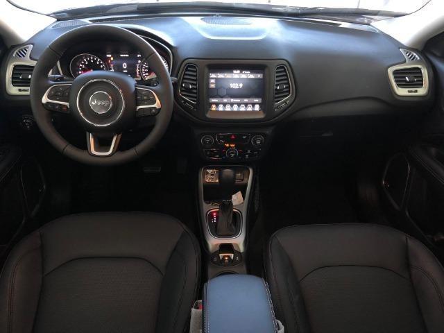 Jeep Compass Longitude Flex 2.0 2020 - Foto 8
