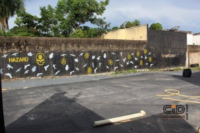 Terreno para alugar, 1025 m² por r$ 2.500,00/mês - porto - cuiabá/mt - Foto 2