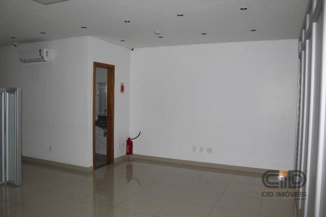 Sala para alugar, 120 m² por r$ 5.000,00/mês - jardim aclimação - cuiabá/mt - Foto 8