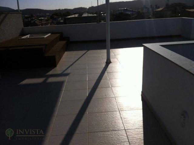 Apartamento 3 dormitórios 1 suite e 2 vagas entre Ingleses e Rio Vermelho - Foto 18