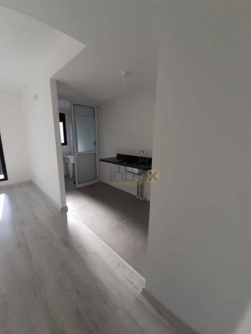 Ótimo apartamento de 1 dormitório para alugar, 42 m² por R$ 1.800/mês - Central Parque - P - Foto 8