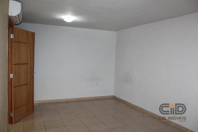 Apartamento duplex com 3 dormitórios para alugar, 108 m² por r$ 1.800/mês - goiabeiras - c - Foto 18