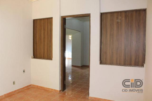 Casa com 2 dormitórios para alugar, 201 m² por r$ 1.750,00/mês - despraiado - cuiabá/mt - Foto 9
