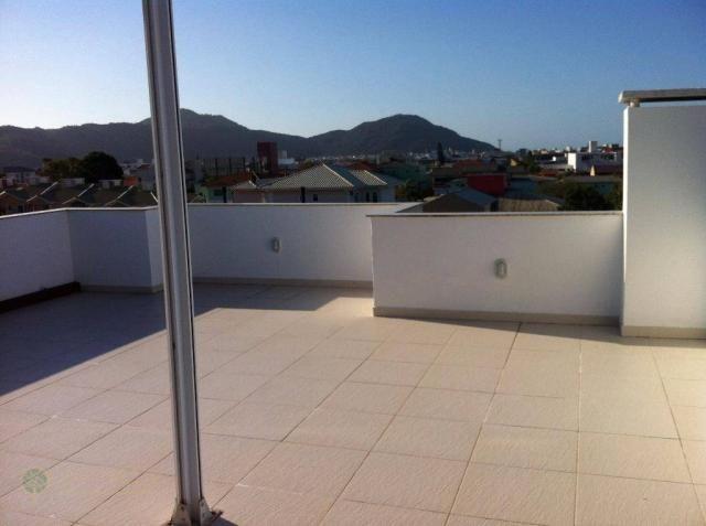 Apartamento 3 dormitórios 1 suite e 2 vagas entre Ingleses e Rio Vermelho - Foto 20
