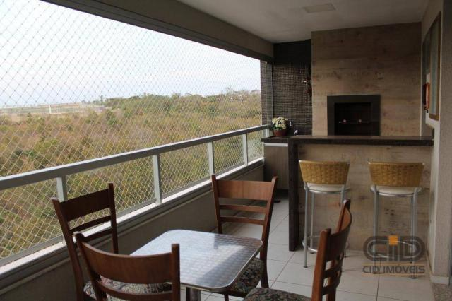 Apartamento com 4 dormitórios à venda, 141 m² por r$ 750.000 - jardim aclimação - cuiabá/m - Foto 15