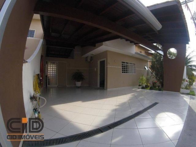 Sobrado residencial à venda, recanto dos pássaros, cuiabá - so0064. - Foto 11