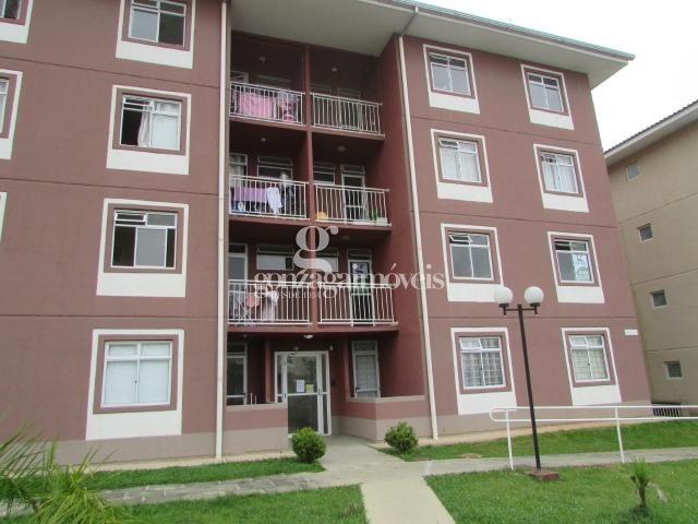 Apartamento para alugar com 2 dormitórios em Campo santana, Curitiba cod:23975001 - Foto 2