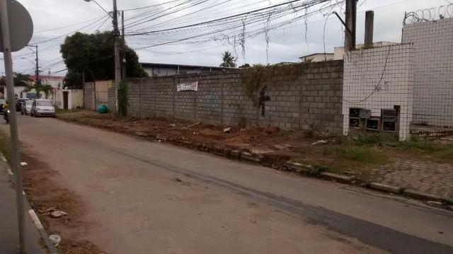 Terreno 40X66 2640M² em Lauro de freitas plano terraplanado muro 3mts, portão eletrico - Foto 13