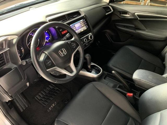 Honda Fit ElX - 2017 - Foto 11