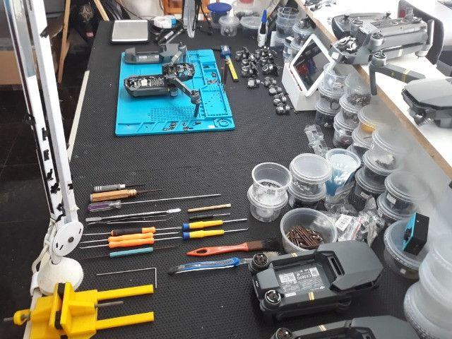 Assistência Técnica de Drones - Especializada em equipamentos DJI - Foto 3