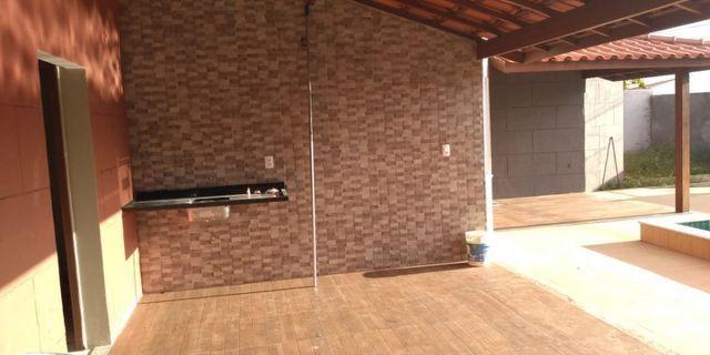 Casa Nova 3/4 em Arembepe, Cond. fechado, Piscina, financia !!! - Foto 11