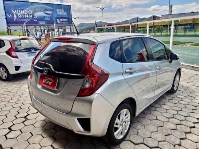 Honda Fit LX CVT 2015 AUTOMATICO 47.000KM - Foto 4