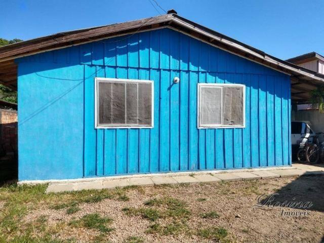 Casa térrea de madeira com 3 quartos - Reta da América - Morretes/PR - Foto 2