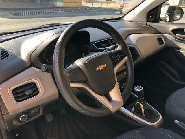 Chevrolet Onix LT 1.0 Mec 2017 - Foto 10