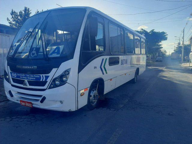 Micro ônibus 2014 ideal para fretamento escolar ou alternativo - Foto 2