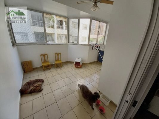 Apartamento belo com 3 qts e com armarios ate na sacada - Foto 10