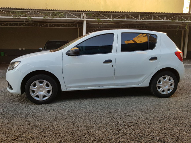 Renault / Sandero Autentic Hatch 1.0 - Foto 6