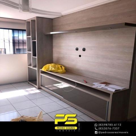 Apartamento com 2 dormitórios à venda, 59 m² por R$ 157.000 - Jardim Cidade Universitária  - Foto 6