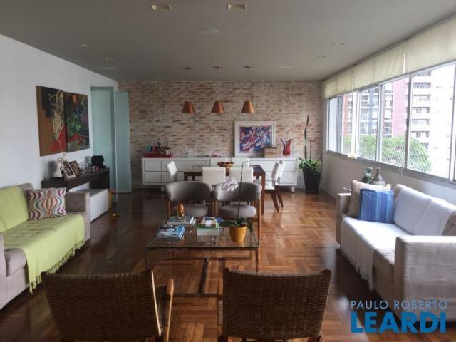 Apartamento à venda com 3 dormitórios em Itaim bibi, São paulo cod:513761