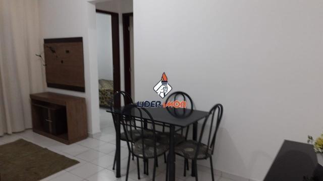 Líder Imob - Apartamento no Sim, Mobiliado, 2 Quartos, para Locação, no Condomínio Solar S - Foto 6