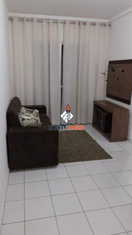 Líder Imob - Apartamento no Sim, Mobiliado, 2 Quartos, para Locação, no Condomínio Solar S - Foto 5