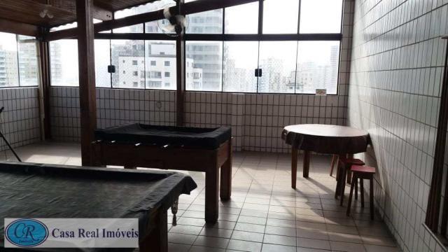 Apartamento à venda com 1 dormitórios em Guilhermina, Praia grande cod:245 - Foto 5