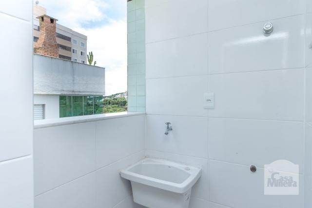 Apartamento à venda com 3 dormitórios em Castelo, Belo horizonte cod:14269 - Foto 11