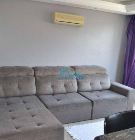 Apartamento com 1 dormitório à venda, 63 m² por R$ 399.000,00 - Ponta da Praia - Santos/SP - Foto 3