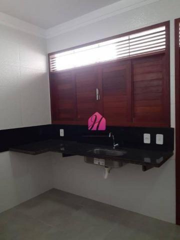 Casa com 3 dormitórios à venda, 134 m² por R$ 250.000,00 - Emaús - Parnamirim/RN - Foto 15